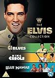 Elvis Presley - G.I. Blues / King Creole / Blue Hawaii [UK Import]