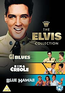 G.I. Blues/King Creole/Blue Hawaii [DVD]