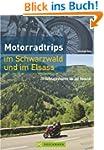 Motorradtrips im Schwarzwald und im E...