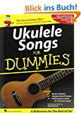 Ukulele Songs For Dummies Uke BK
