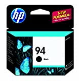 HP 94 Black  Ink Cartridge in Retail Packaging (C8765WN#140)