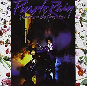 """Music from the Motion Picture """"Purple Rain"""" by Warner Bros / Wea"""