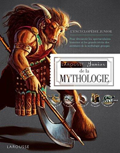 Livre : Le Larousse junior de la mythologie