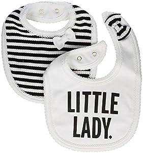 kate spade york Bib - Cotton - Little Lady - 2 Ct by kate spade new york
