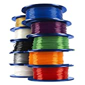 Dremel 3D Printer Filament, 1.75 mm Diameter, 0.5 kg Spool Weight