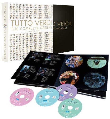 Tutto Verdi - Premium Box [30 DVD]