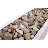 Closer To Nature 4Kg Small Natural Coloured Smooth Scottish River Stones