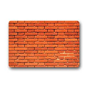 Akf shop decorative bricks funny vintage for Door mats amazon