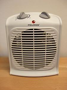 Pelonis personal mini fan forced heater 3 for Pelonis heater