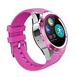 Highsound Heavy Duty Smart Watch with Camera (Pink)