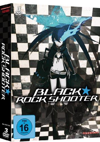 Black Rock Shooter, DVD