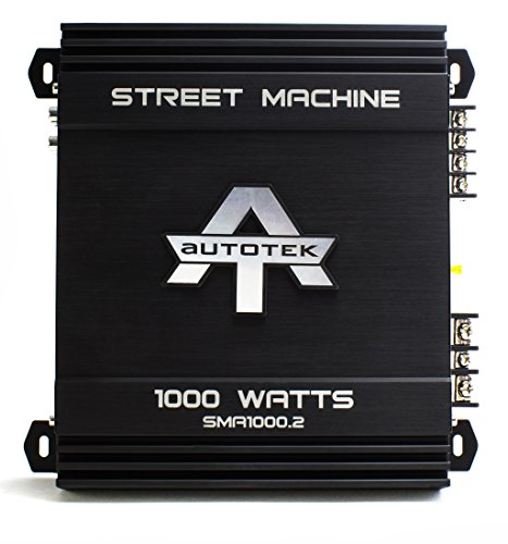 Autotek 1000W 2CH CLASS AB AMP SMA1000.2 (1000 Watts Car Stereo compare prices)