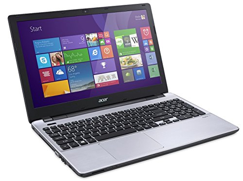 Click to buy Acer Aspire V 15 V3-572G 15.6-Inch Full HD Laptop:5th Gen Core i7-5500u, 1920x1080 display, 2GB NVIDIA Geforce GT 840M Video Card, 8GB Memory, 1TB Hard Drive, 802.11AC, Bluetooth 4.0, Backlit Keyboard, Win 8.1 (Platinum Silver) - From only $419.99