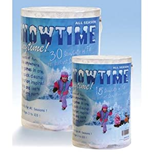 Play Visions Snowtime Snowballs (30-Pack)