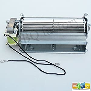 Bbq Factory Replacement Fireplace Fan Blower For Twin Star Electric Fireplace And
