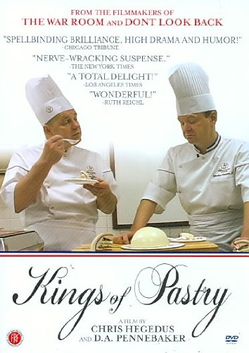 Kings of Pastry (DVD) (Eng) 2009