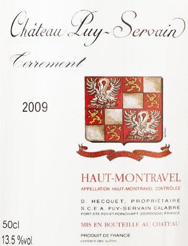 2009 Puy-Servain Vin Liqoureaux, Haut-Montravel 750 Ml