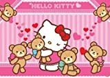 Hello Kittyl Wall Photo Mural 160x115cm