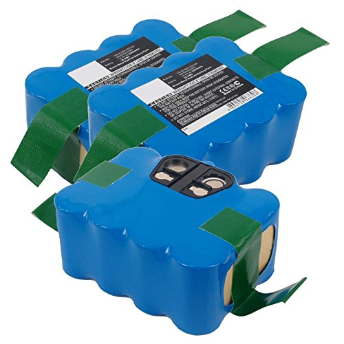 3x-exell-144v-battery-fits-indream-9200-9300-xr-9700-cleaners-9200-9300xrkv8-210c-210xr-mygenie-xr21
