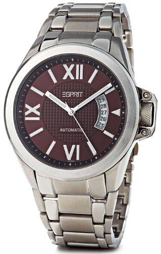 Herren-Armbanduhr XL Analog Automatik ES101311705