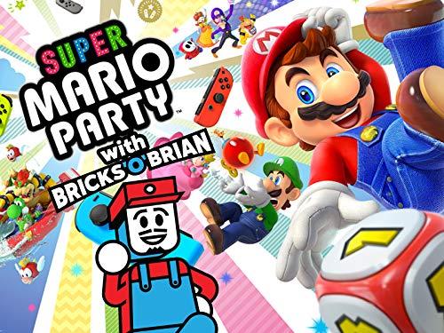 Clip: Super Mario Party with Brian Saviano!