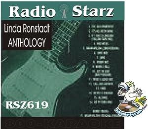 Linda Ronstadt 22 Song Karaoke CD+G Radio Starz #619 Radio Starz