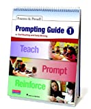 img - for Fountas & Pinnell Prompting Guide Part 1 for Oral Reading and Early Writing (Fountas & Pinnell Leveled Literacy Intervention) book / textbook / text book