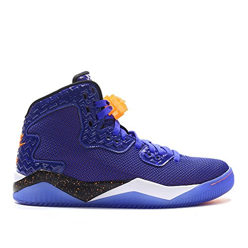 nike air jordan spike forty pe mens basketball trainers 807541 sneakers shoes (us 7.5 , game royal total orange white black 405) (Nike Air Jordan Shoes compare prices)