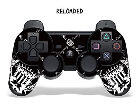Protective Skin for Playstation 3 Remote Controller - SS Reloaded