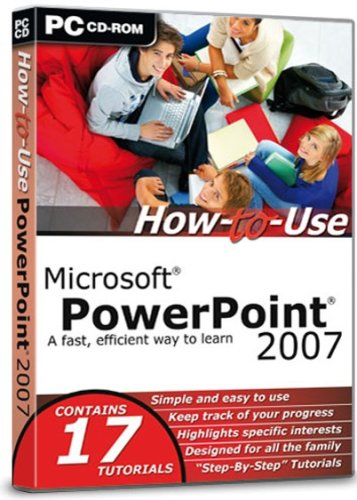 How-to-Use Microsoft PowerPoint 2007