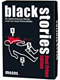 """Moses Verlag 544 - Black Stories """"Real Crime Edition"""""""