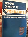 img - for Modern Concepts of Psychoanalysis book / textbook / text book