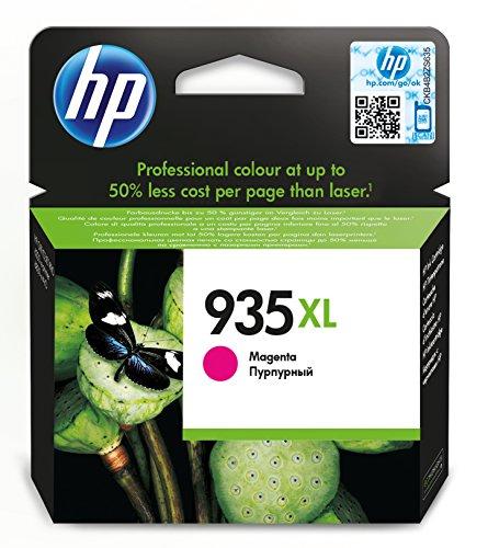HP 935XL Magenta Original Tintenpatrone mit hoher Reichweite