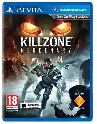 Killzone Mercenary (PlayStation Vita) by Sony Software