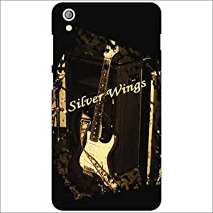 Lenovo S850 Back Cover - Silver Wings Designer Cases