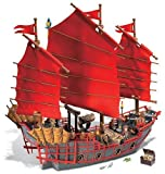 Mega Bloks Pirates of the Caribbean 3 - Empress Ship