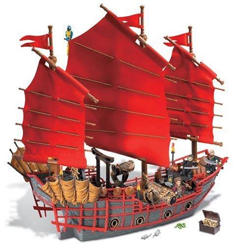Mega Bloks Pirates of the Caribbean 3 - Empress Ship