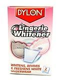 Dylon Lingerie Whitener (2 x 50gram Sachet Pack)
