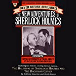 The Haunting of Sherlock Holmes and Baconian Cipher: The New Adventures of Sherlock Holmes, Episode #26 | Anthony Boucher,Denis Green