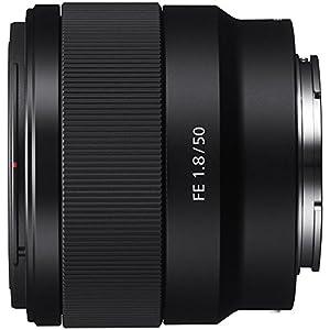 Sony F1.8 Lens