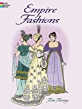 img - for Empire Fashions (Dover Fashion Coloring Book) book / textbook / text book