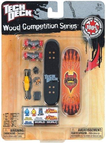 Imagen principal de Tech Deck 6014502 - Monopatín de madera en miniatura