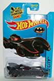 2015 Hot Wheels Hw City Batmobile - Batman Series