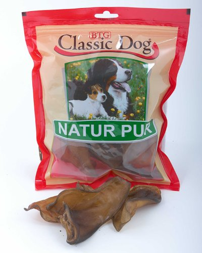 Artikelbild: 10er Pack Classic Dog Lammohren 250g