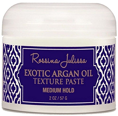 Rossina Julissa Argan & Coconut Oil Hair Paste 57g/2oz (Womens Hair Wax compare prices)
