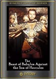 Cover art for  Beast Of Babylon Against the Son Of Hercules