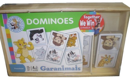 Garanimals Dominoes by Patch