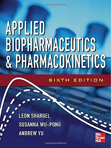 Applied Biopharmaceutics & Pharmacokinetics, 5th Edition