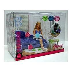 Barbie Fashion Fever Velvet Crush Couch