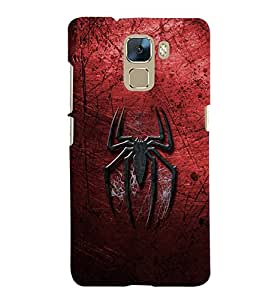 Citydreamz Back Cover For Huawei Honor 7|